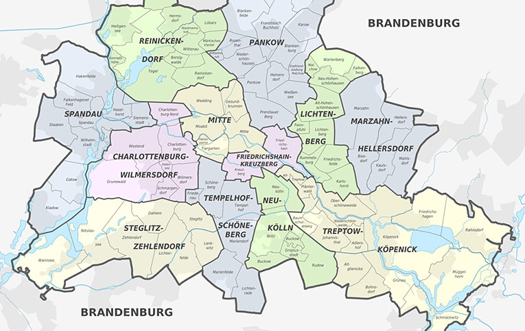 Ihr günstiger Schlüsseldienst in Berlin in allen Bezirken 24 Stunden vor Ort